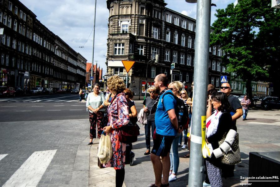 Szlakiem PRL-u po Szczecinie, autor Machnik Justyna