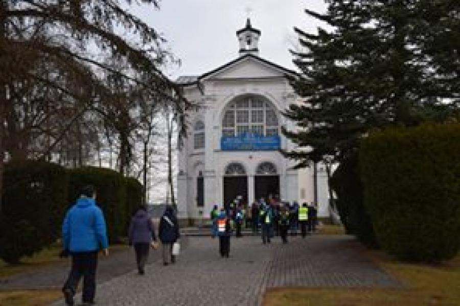 Studzieniczna - Sanktuarium Maryjne, autor Żebrowski Michał