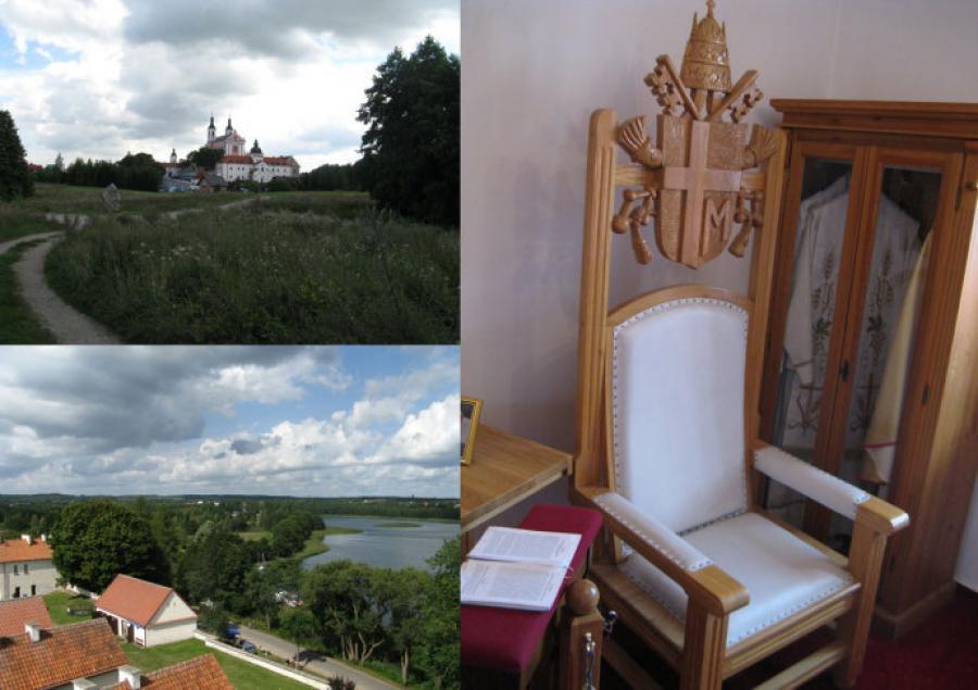 TAJEMNICE ŚWIATŁA JAN PAWEŁ II, autor Żebrowski Michał