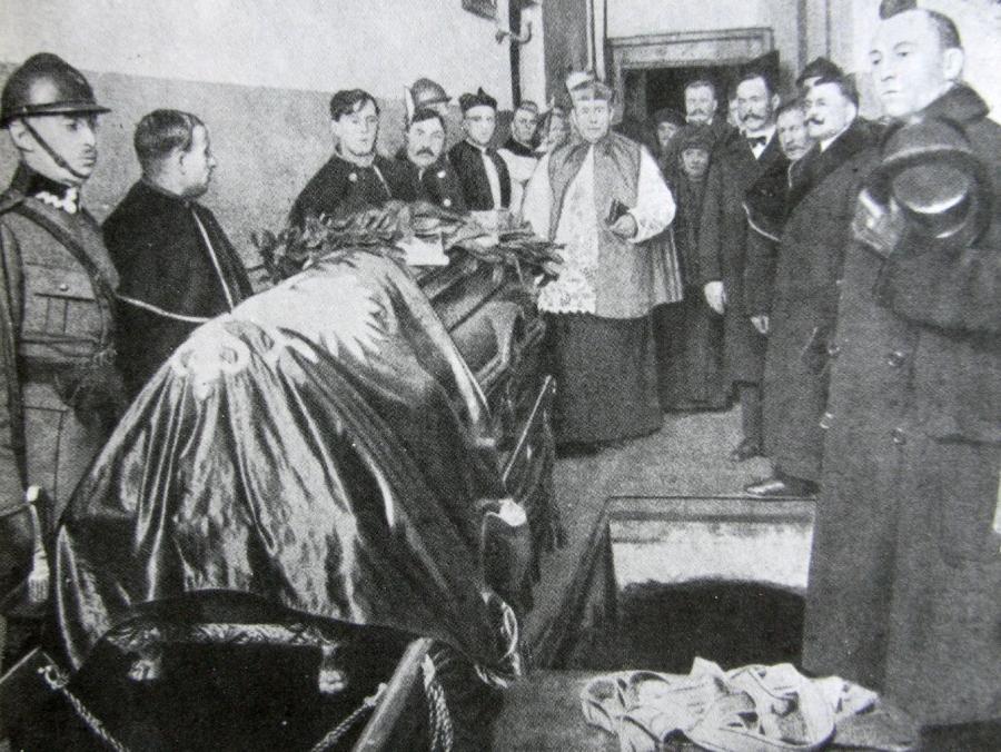Śmierć Prezydenta Gabriela Narutowicza