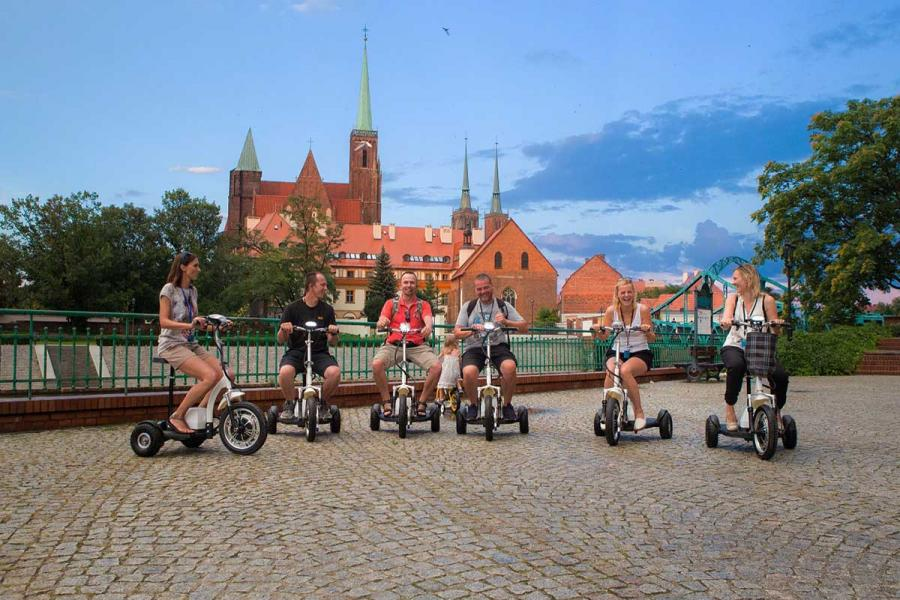 Rolling Tours Wroclaw
