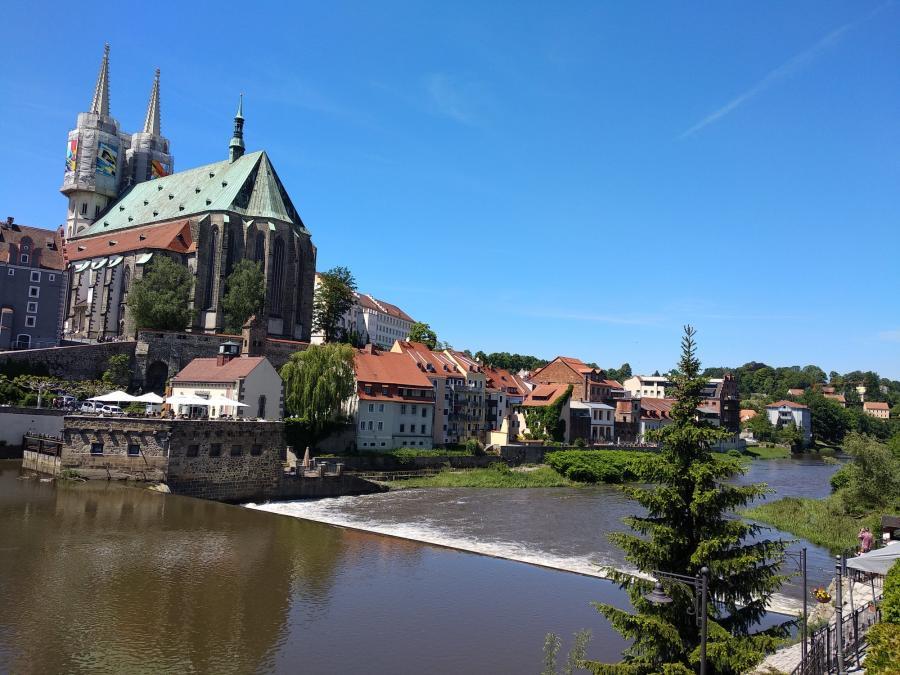 Ja i moje miasto Görlitz