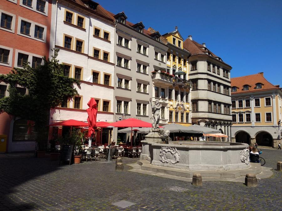 Ja i moje miasto Görlitz, autor Kretschmer Steffan