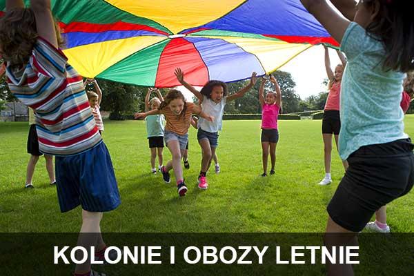 kolonie i obozy letnie