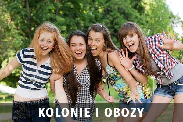 kolonie i obozy w Polsce
