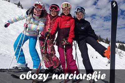 zimowe obozy narciarskie